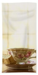 High Tea Beach Towel