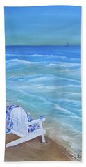 High Tide Beach Towel