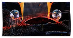 Highway To Hell Beach Towel