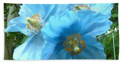 Himalayan Poppy Beach Towel
