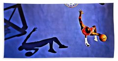 His Airness Michael Jordan Beach Sheet