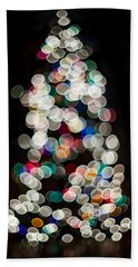 Holiday In Color Beach Sheet by Aaron Aldrich
