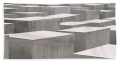 Holocaust Memorial, Monument Beach Towel