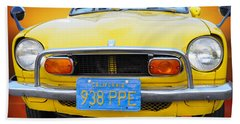Honda Z600 Coupe I I Beach Towel