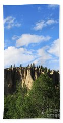 Hoodoos Beach Towel by Alyce Taylor
