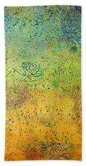 Hope Beach Towel by D Renee Wilson
