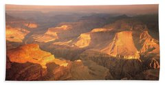 Hopi Point Canyon Grand Canyon National Beach Towel