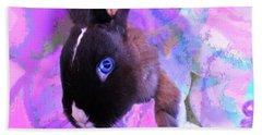 Hoppy Easter Beach Sheet