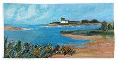 House On The Point Beach Sheet