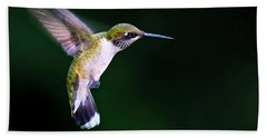 Hummer Ballet 2 Beach Towel