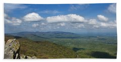Humpback Rocks View South Beach Towel