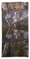 Hunter Canyon Seep Beach Towel
