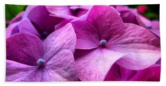 Hydrangea Bliss Beach Sheet