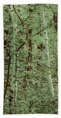 Dreams Of A Forest Beach Towel