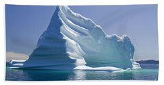 Iceberg Beach Towel