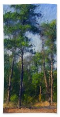 Impression Trees Beach Sheet