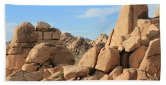 In Between The Rocks Beach Sheet