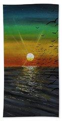 In Dreams Beach Sheet