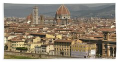 In Love With Firenze - 2 Beach Towel
