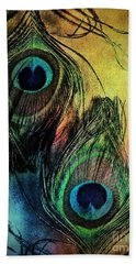 In The Eyes Of Others Beach Towel