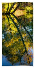 Incredible Colors Beach Towel