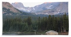 Indian Peaks Beach Towel