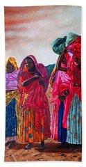 Indian Women Beach Sheet