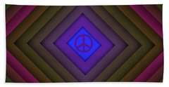 Inner Peace Beach Towel