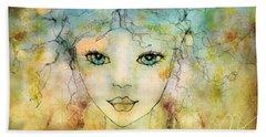 Inspiration Beach Towel by Barbara Orenya