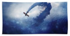 Into The Unknown Beach Towel