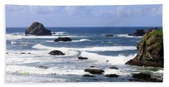 Invigorating Sea Air Beach Sheet
