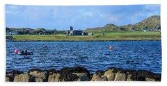 Iona Abbey Isle Of Iona Beach Sheet