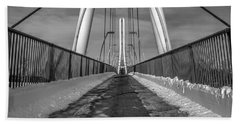 Ipfw Bridge Beach Towel