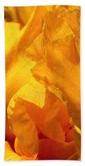 Iris Undulation Beach Towel