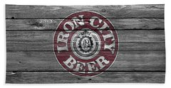 Iron City Beer Beach Towel