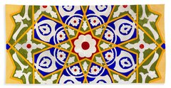 Islamic Art 09 Beach Sheet