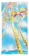 Island Breeze Beach Towel