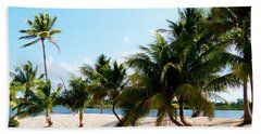 Beach Towel featuring the photograph Isle @ Camana Bay by Amar Sheow