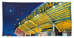 Isu - Jack Trice Stadium Beach Sheet