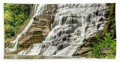 Ithaca Falls Beach Sheet