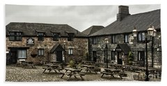 Jamaica Inn. Beach Towel