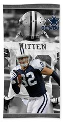 Jason Witten Cowboys Beach Towel