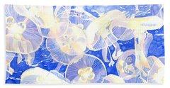 Jellyfish Jubilee Beach Sheet