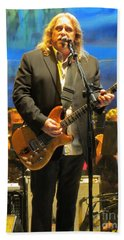 Warren Haynes  - Jerry Garcia Symphonic Celebration Beach Towel
