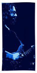 Jerry Happy At Winterland 2 Beach Towel