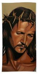 Jesus Christ Superstar Beach Sheet by Paul Meijering
