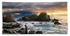 Jesus' Sunset Beach Sheet