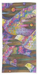 Jetstream Beach Towel