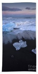 Jewell Of The Sea Beach Towel