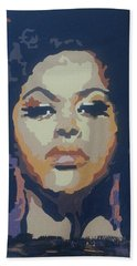 Jill Scott Beach Towel